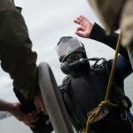 Під водою можна транспортувати наркотики і зброю – інструктор, який тренував водолазів на Донбасі
