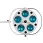 Five reflector surgical lighthead L735-IІ