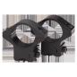 "Mounting rings, 1"", Weaver, medium"