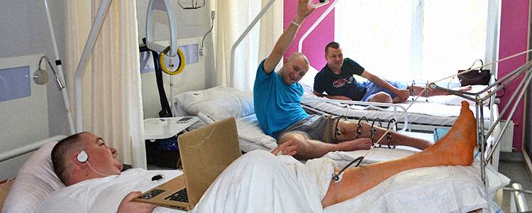 Вирішальний момент: ще трьом пораненим бійцям провели тяжкі операції