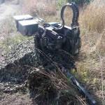 Волонтери показали унікальну українську зброю на Донбасі