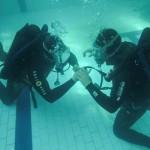 В Україні стартує школа військових водолазів