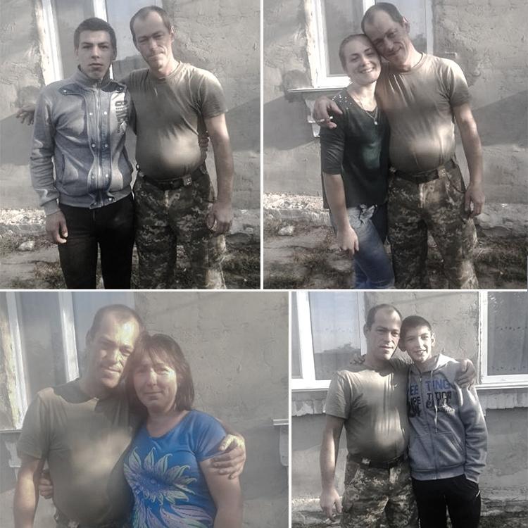 Volodymyr L-collage