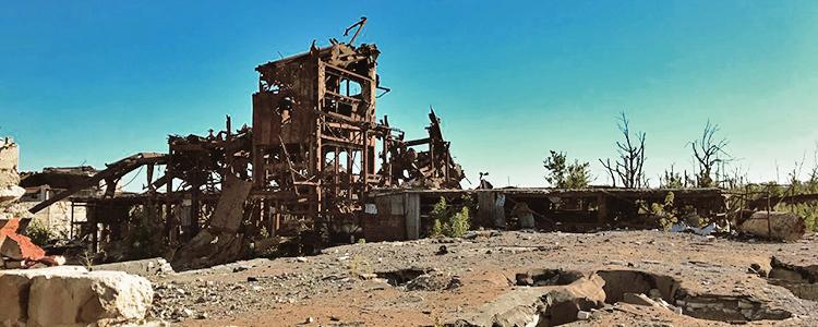 Ексклюзив від People's Project: фото з епіцентру війни
