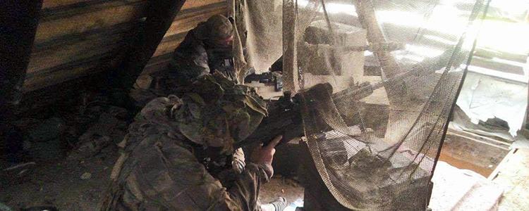 People's Project передає високотехнологічне спорядження для снайперів