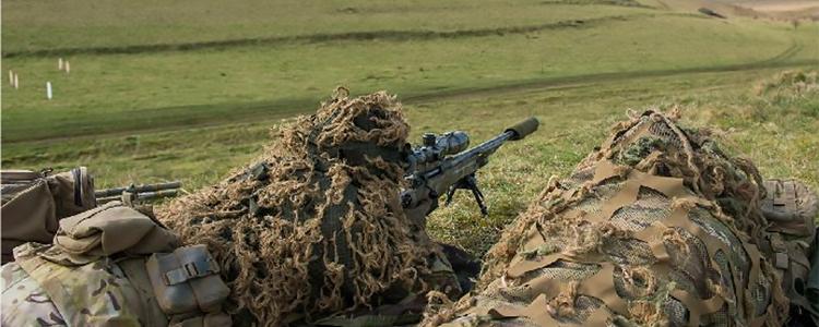 Волонтери знову допомогли снайперам Морської піхоти