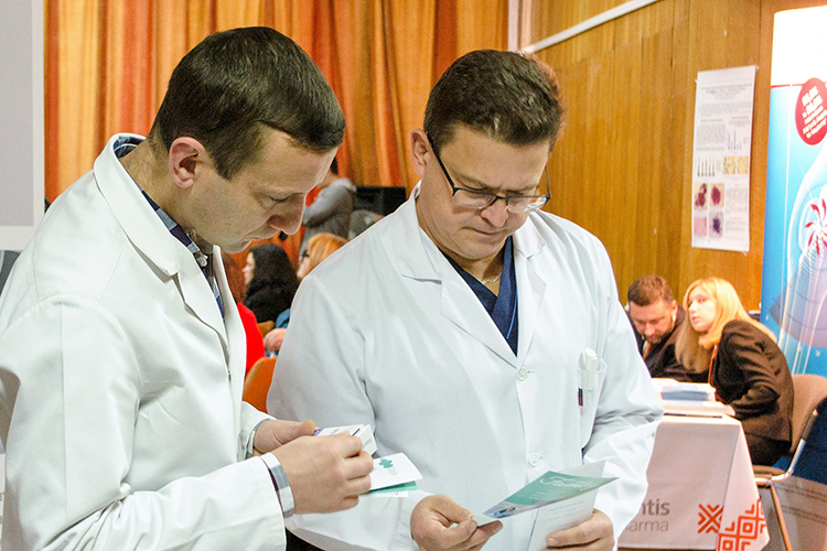 To treat in a new way: Ukrainian medics are preparing to