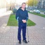 Біотехнології рятують ногу пораненого танкіста 28-ої бригади