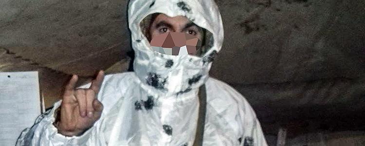 Засідка на терористів. Бойові спогади українського снайпера