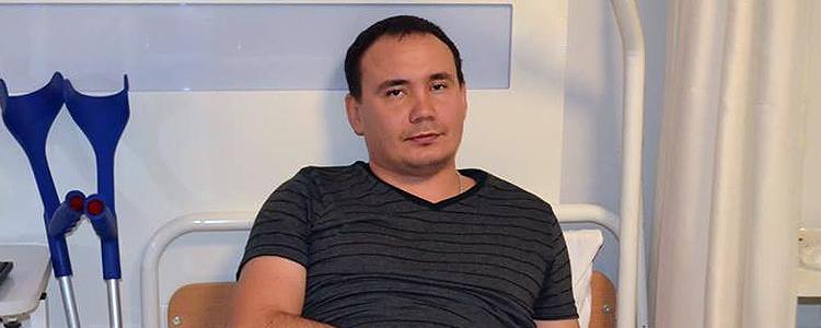 Сергій К., 32 роки. Лікування розпочато | People's project