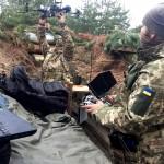 Октокоптер РС-1 помогает украинскому спецназу на передовой