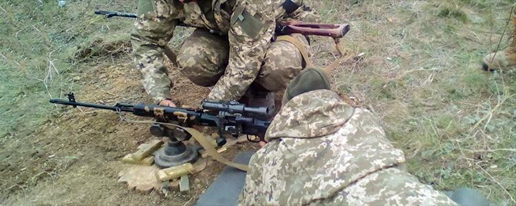 "Operation ""Bridge"". A Ukrainian sniper's military records"