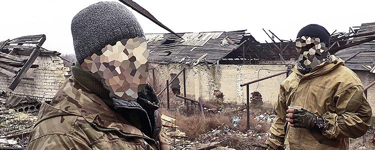 Привіт від українського снайпера: унікальне відео з фронту