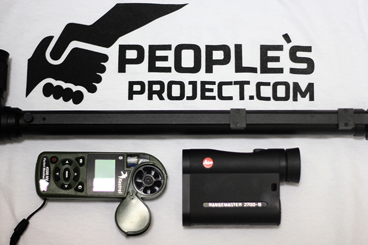 Complications in the forefront. Snipers need our help | People's project