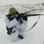 Привіт від снайперів: фото снайперських буднів на передовій