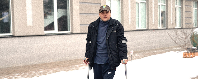 Yevhen, 38. Money for treatment raised | People's project