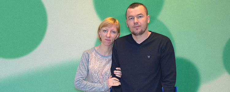 31-year-old Sergiy. Treatment in progress | People's project