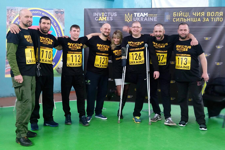 Fighters restored within the Biotech project compete at the Invictus Games | People's project