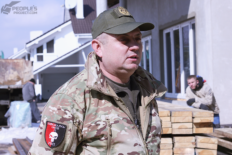 Protecting our defenders: blindages go to the Svitlodarska bulge | People's project