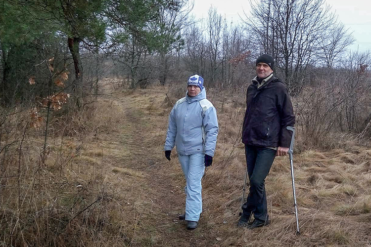 Valeriy, 52. The treatment stopped | People's project