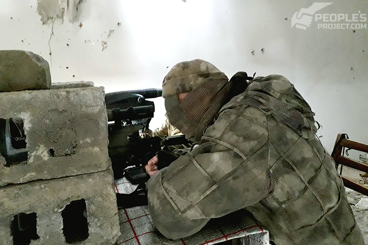 Russian snipers have become more active. We must help to calm them down | People's project