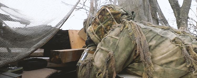 Снайпери дякують за відчутну допомогу. ФОТО