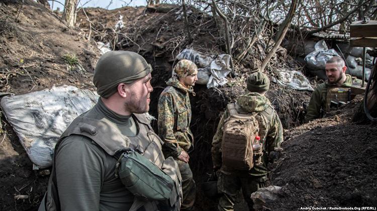 Морська піхота у Водяному: бої, руїни, снайпери | People's project