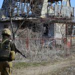 Морпіхи ЗСУ мусили залишити здобутий опорник під Водяним, бо в танка закінчився б/к , – волонтер