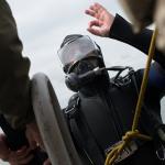 Починаємо тренувати військових водолазів-спецпризначенців