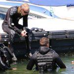 Волонтери навчили водолазів спецпідрозділу боротися з диверсантами