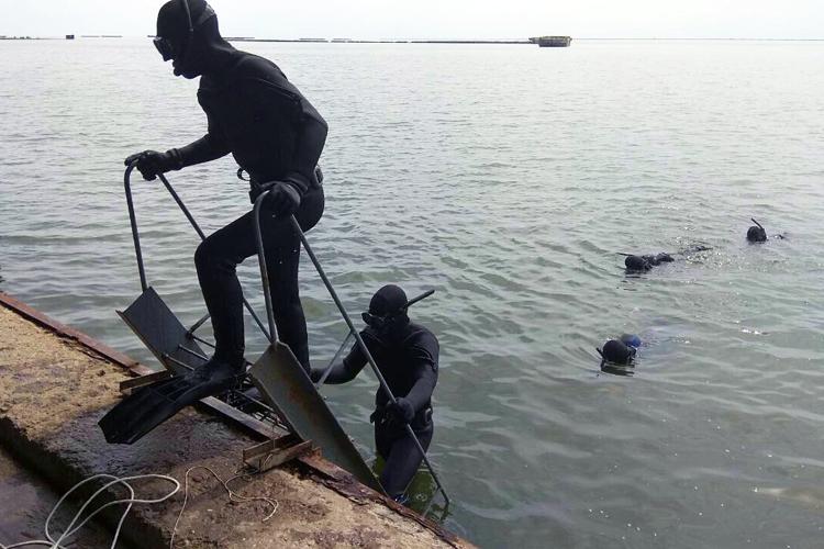 Чому ми допомагаємо водолазам морського спецназу? | People's project