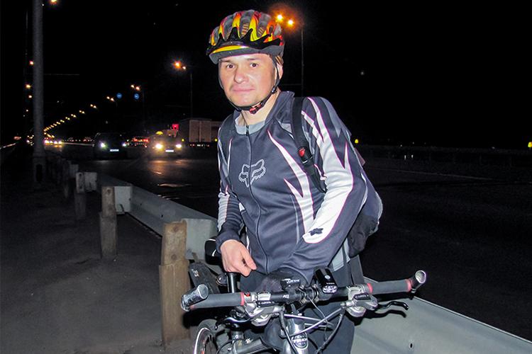Велоспільнота України повертає до спорту бійця-побратима | People's project