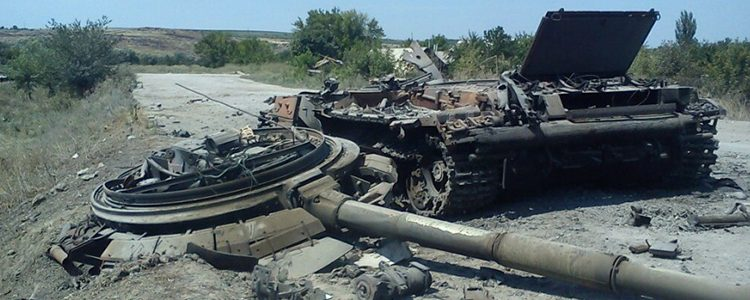 """There was no comfort in revenge"". Anniversary of fierce battles for Heorhiivka and Lutuhyne"