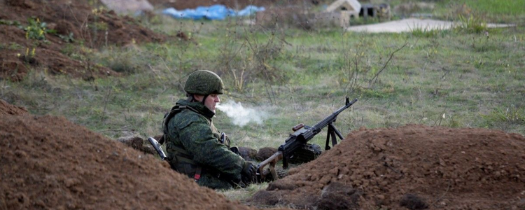 Tragedy in forefront: Russian occupiers kill another Ukrainian fighter