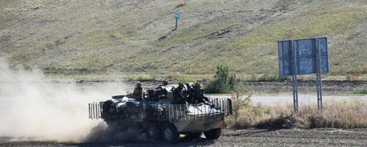 Військові знищили чотирьох окупантів