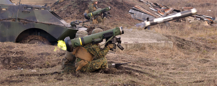 Javelins are not enough: West has been called to enhance equipping Ukraine with arms