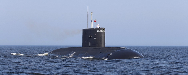 NATO closely watches Russian subs in Mediterranean