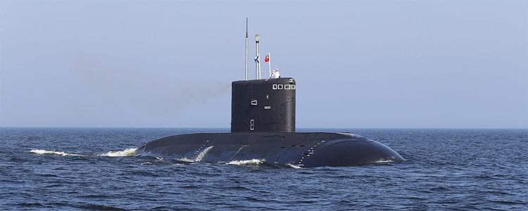 Сили НАТО відстежують російські субмарини у Середземному морі