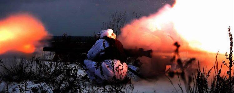 У запеклих боях на Донбасі загинув військовий