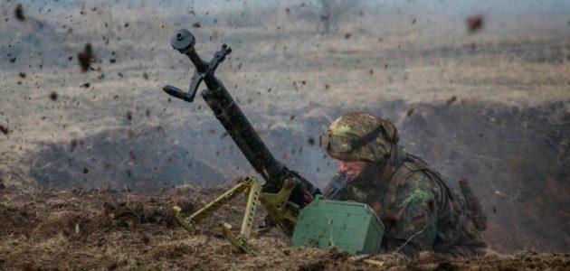 Штаб ООС повідомив про загострення на фронті, є поранений