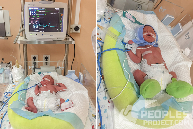 Let us give preterm newborns a chance to live | People's project