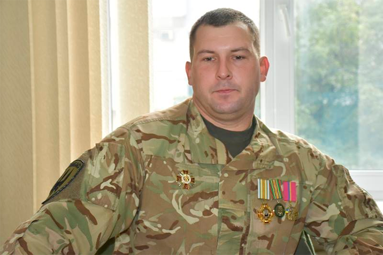 Devastating news. Commander of our sniper unit has been killed | People's project