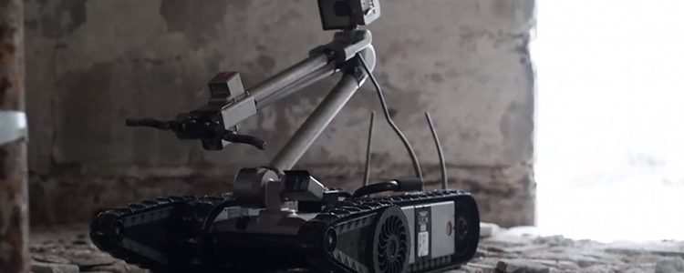 How military robots save lives of our servicemen