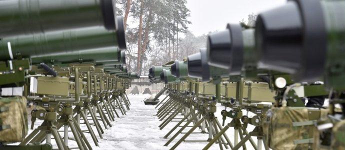 """Понад 2500 одиниць високоточного озброєння отримала армія від """"Укроборонпрому"""" за рік"""