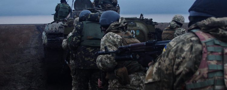 Військові ліквідували дев'ятьох окупантів. Одного затримали