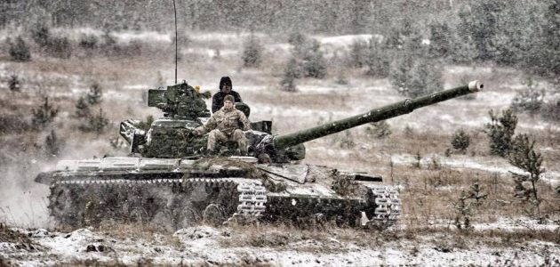 Ukraine establishes tank brigade aimed to repel open aggression of the Russian Federation