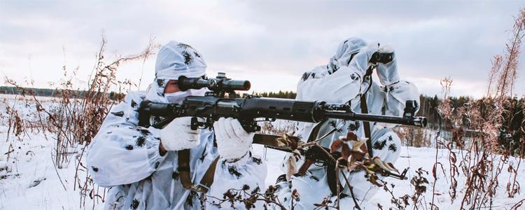 Ворожі снайпери знову полюють на наших бійців