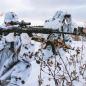 Військові знищили ворожий МТЛБ із зенітною установкою
