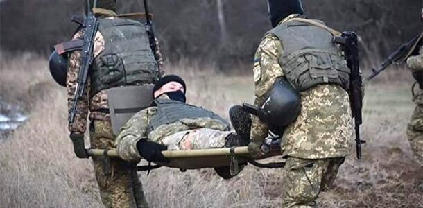 Росіяни б'ють з мінометів. Є поранені