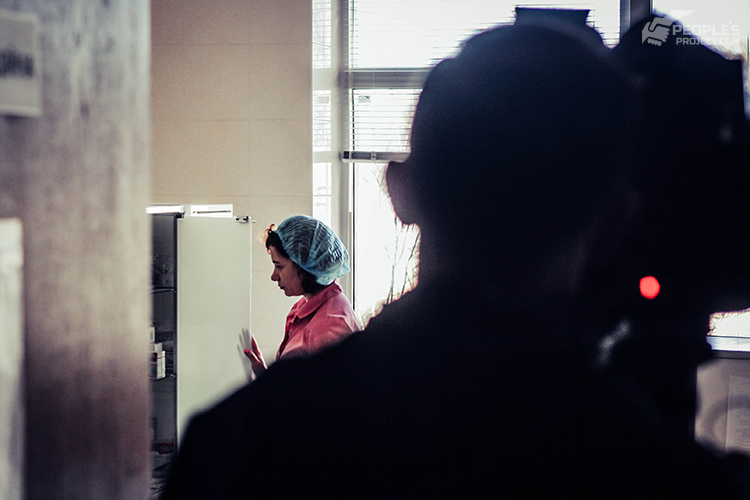Behind the scenes: a day at the Bone Infections Surgery Unit | People's project